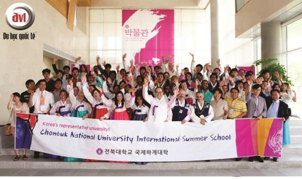 sinh viên trường chonbuk