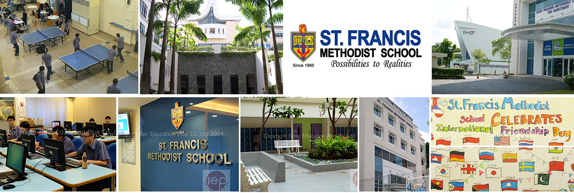 ST. FRANCIS METHODIST SCHOOL