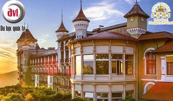 Trường Quản lý Khách sạn Thụy Sĩ - Swiss Hotel Management School