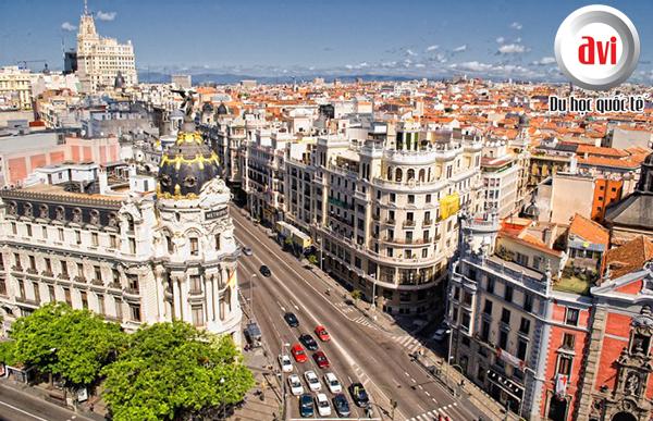 Thành phố Madrid, Tây Ban Nha