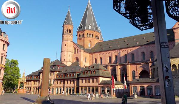 Thành phố Mainz, Đức