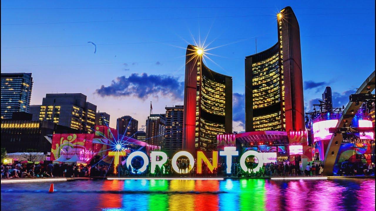 Thành phố Toronto, Canada