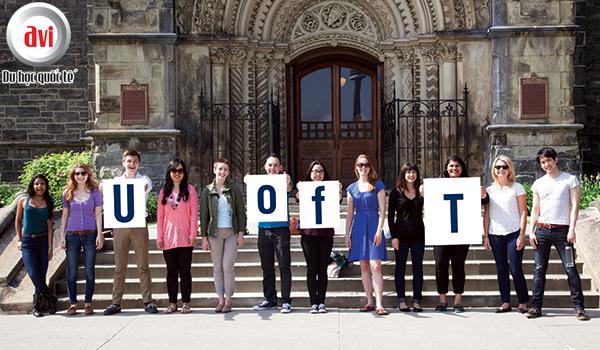 Những thành tích ấn tượng đại học Toronto