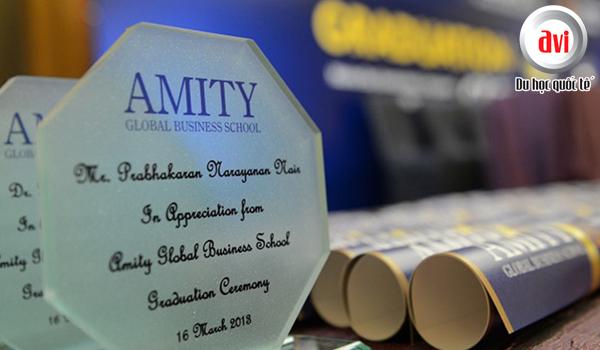 Thành tựu đáng tự hào Amity