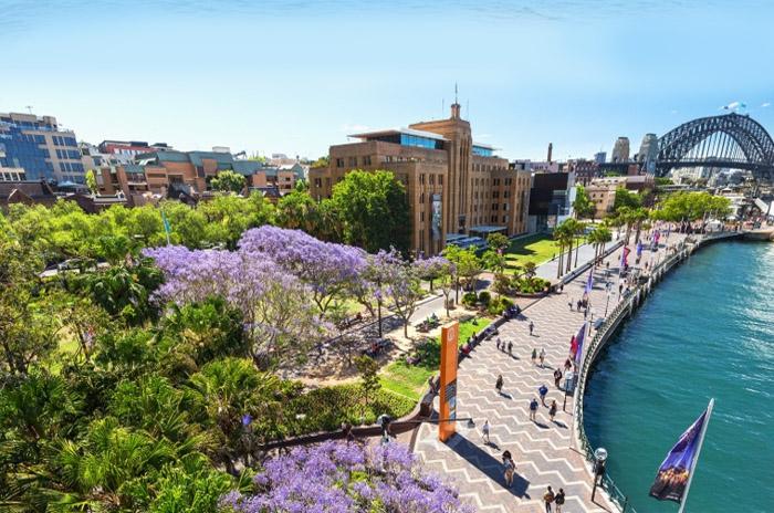Đất nước Úc xinh đẹp