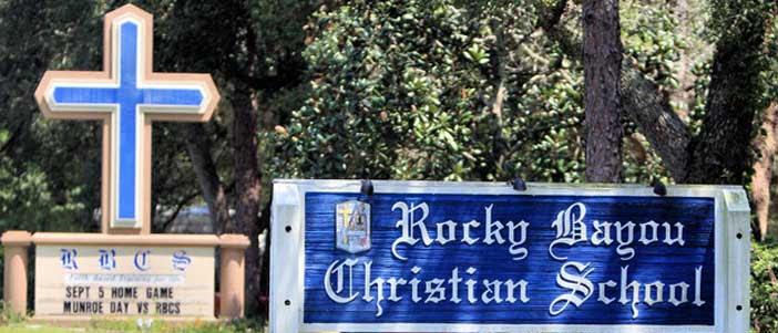 TRUNG HỌC PHỔ THÔNG ROCKY BAYOU CHRISTIAN