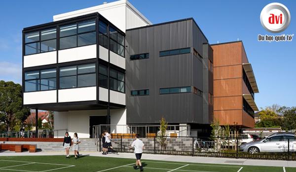 Trường trung học St Leonard, Melbourne, Australia.