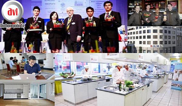 Học viện BHMS là thành viên của tập đoàn giáo dục quốc tế Benedict