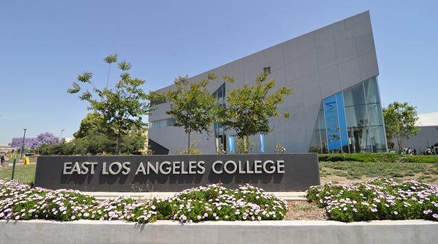 Trường Cao đẳng Cộng đồng East Los Angeles (ELAC)