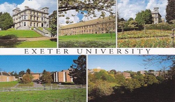 trường đại học exeter