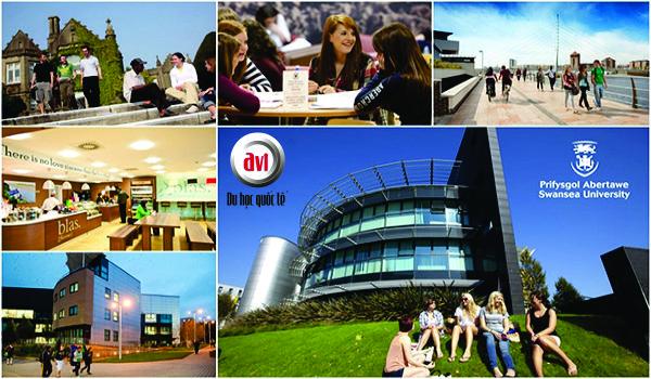 trường đại học Swansea