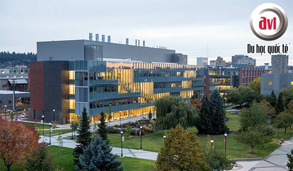 Đại học Washington State University tại spokane