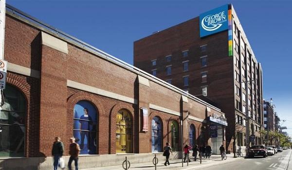 Trường Cao đẳng công lập George Brown, Canada