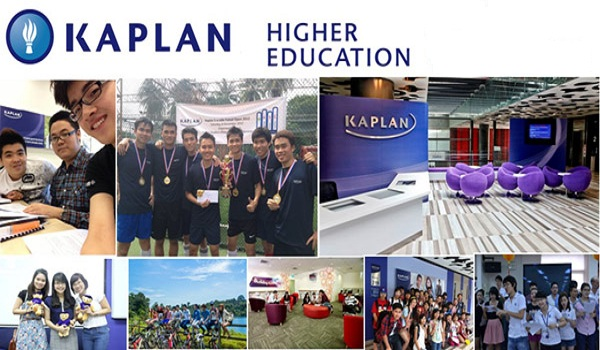 sinh viên học viện kaplan singapore