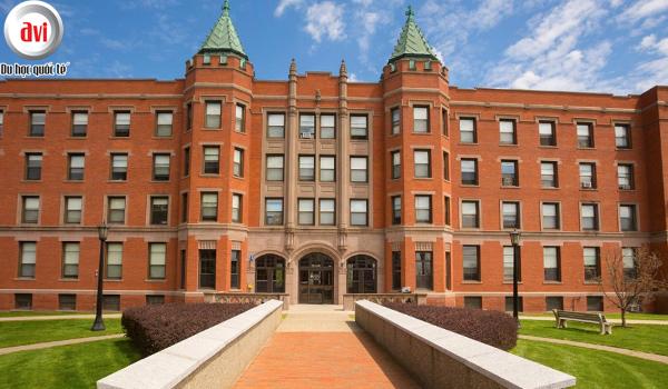 Trường Springfield (Springfield College), Massachusetts, US