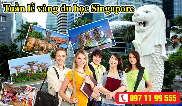 Tuần lễ vàng du học Singapore - Visa đơn giản cùng đại học Curtin