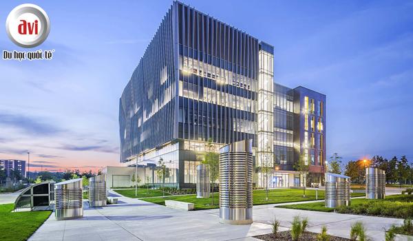 Cơ sở Scarborough của đại học Toronto, Canada