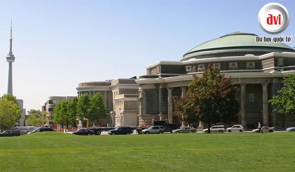 Cơ sở St George của đại học Toronto, Canada
