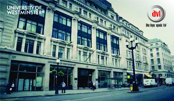 University of Westminster truong dai hoc Westminster