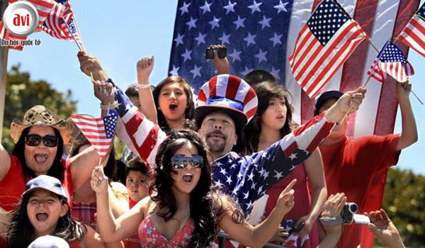 Tuần lễ văn hóa Mỹ