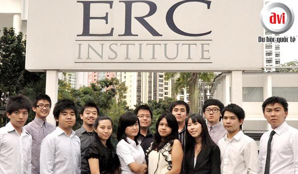 Vị trí địa lý ERC