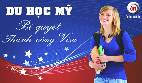 hướng dẫn thủ tục visa du học mỹ