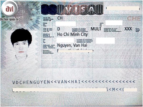 tin visa Nguyễn Văn Hải