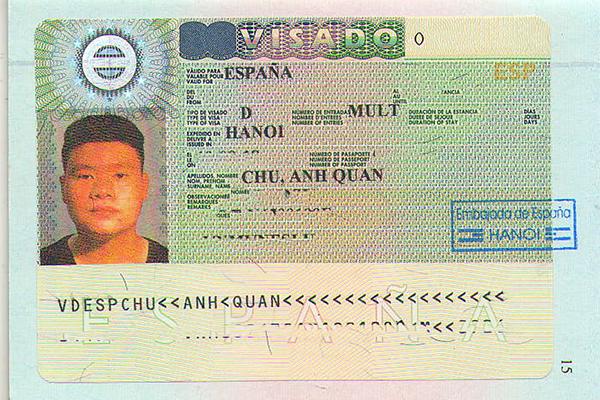 Visa du học Tây Ban Nha