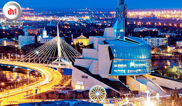 thành phố Winnipeg, Manitoba - Canada