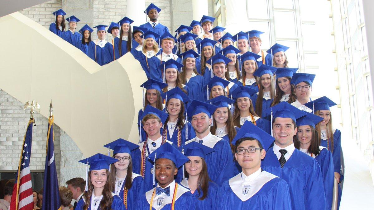 Học sinh tốt nghiệp tại trường