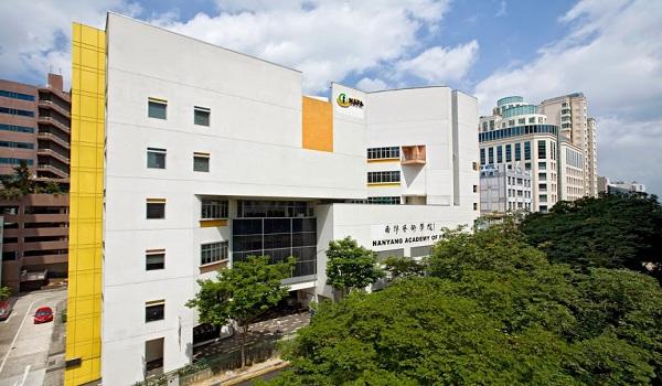 Học viện Nghệ thuật Nanyang – Nanyang Academy of Fine Arts (NAFA)