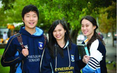 Chương trình học bổng mới nhất 2020 tại trường Eynesbury, Úc