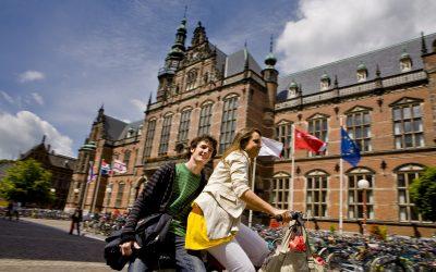 Trường Đại học nghiên cứu top đầu Hà Lan, Groningen University