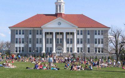 James Madison University – Cơ hội học bổng lên đến $8,000