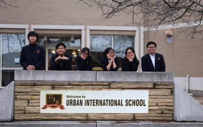 Trường Trung học phổ thông tư thục Urban International School, Toronto, Canada