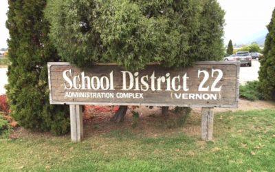 Học tập tại hệ thống trường Trung học công lập Canada: Vernon School District