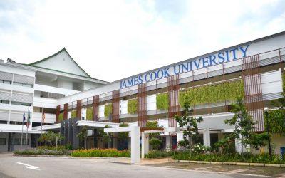 Học bổng siêu khủng tại ĐH James Cook Singapore