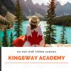Du học phổ thông Canada tại trường Kingsway Academy