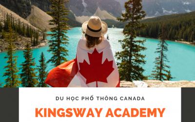 Du học Canada bậc phổ thông tại trường trung học Kingsway