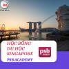Du học Singapore cùng nhiều suất học bổng giá trị từ Học viện PSB