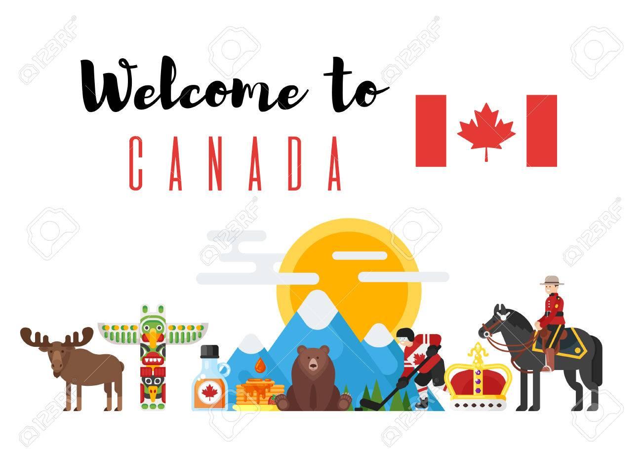 Chào mừng đến với đất nước Canada