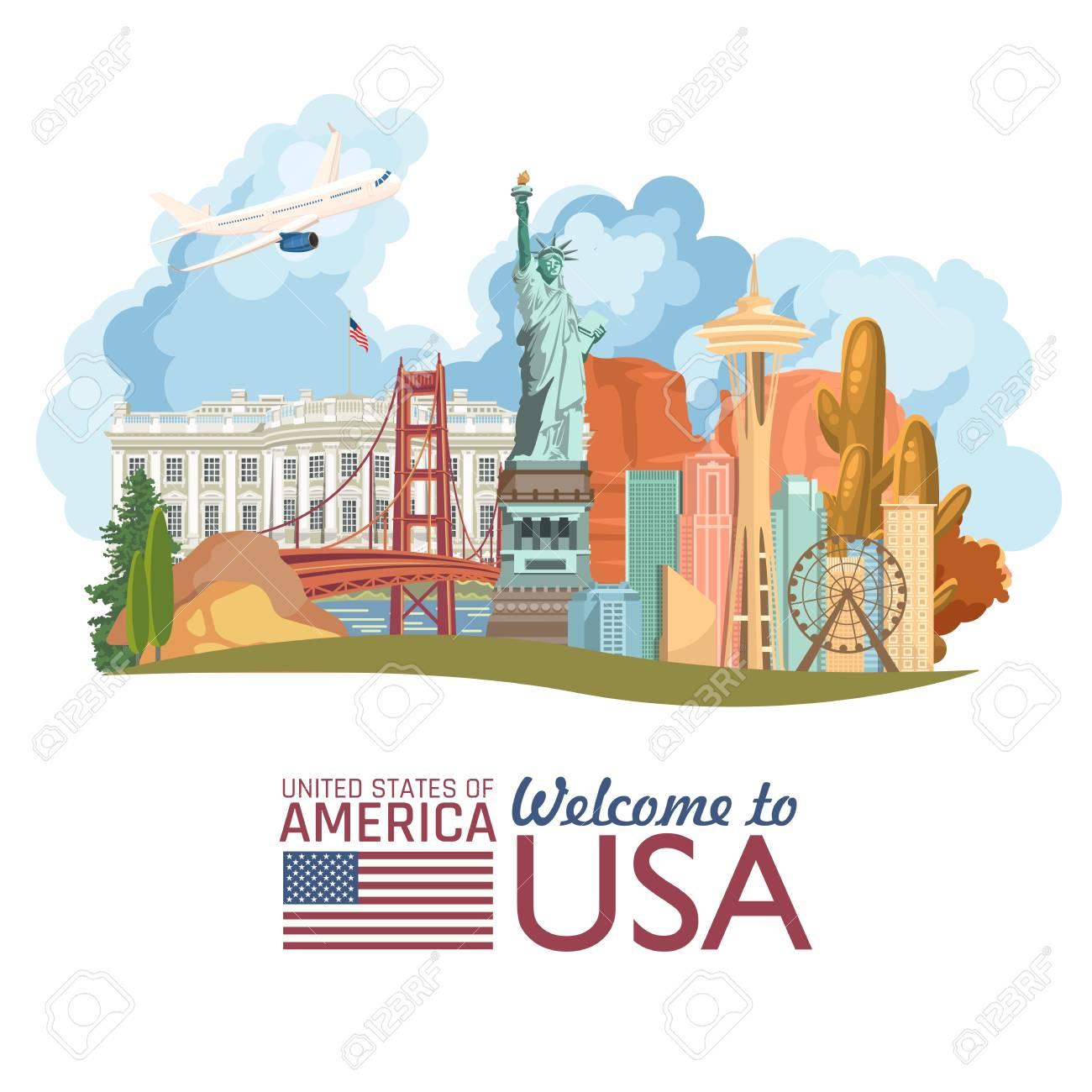 Chào mừng đến với đất nước Mỹ