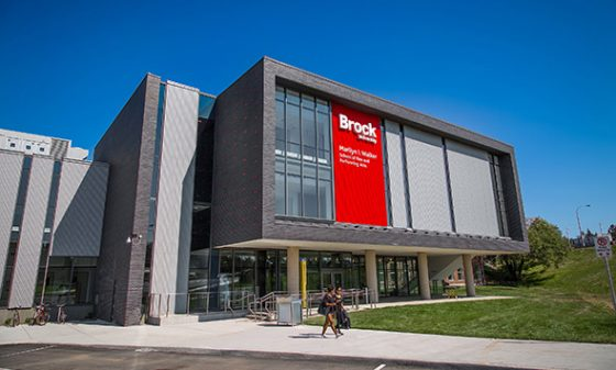 Học bổng ĐH Brock Uni