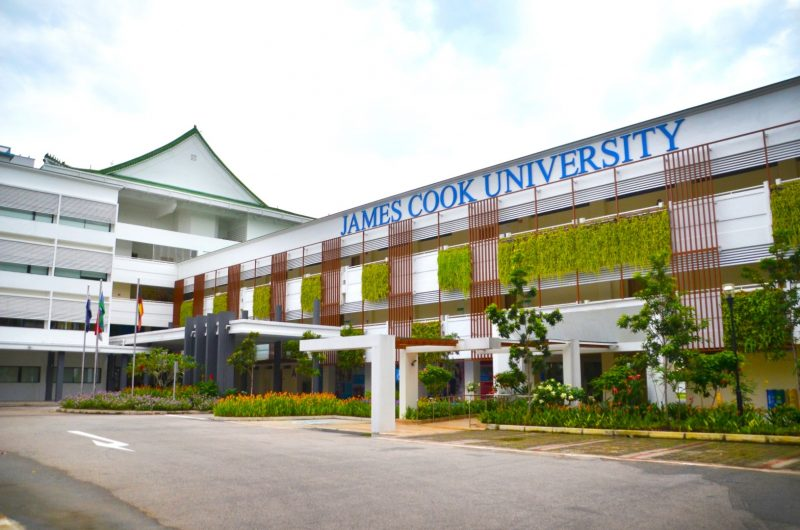Du học Singapore ngành công nghệ thông tin tại James Cook