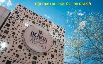 Hội thảo du học Úc 2021: Đại học Deakin