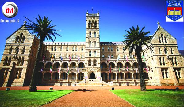 Học bổng ICMS Úc 2021