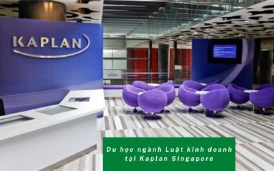 Du học Singapore ngành Luật kinh doanh