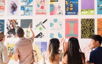 Du học Singapore ngành thiết kế đồ họa