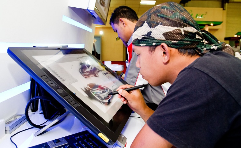 Du học ngành thiết kế đồ họa tại NAFA, Singapore