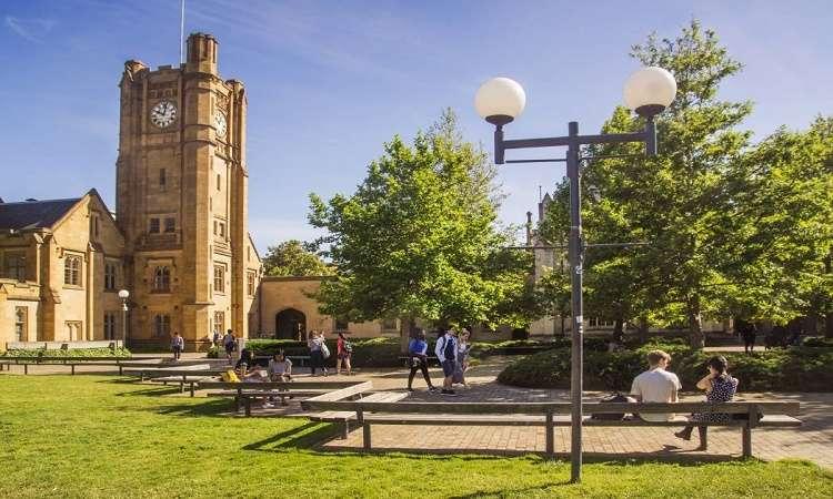 Đai học Melbourne